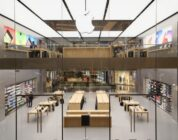 The Evolution of a New Apple Store