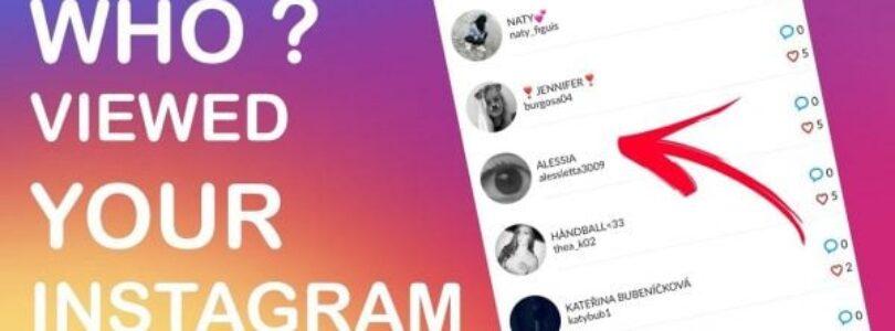 What Is the Instagram Stalker App?